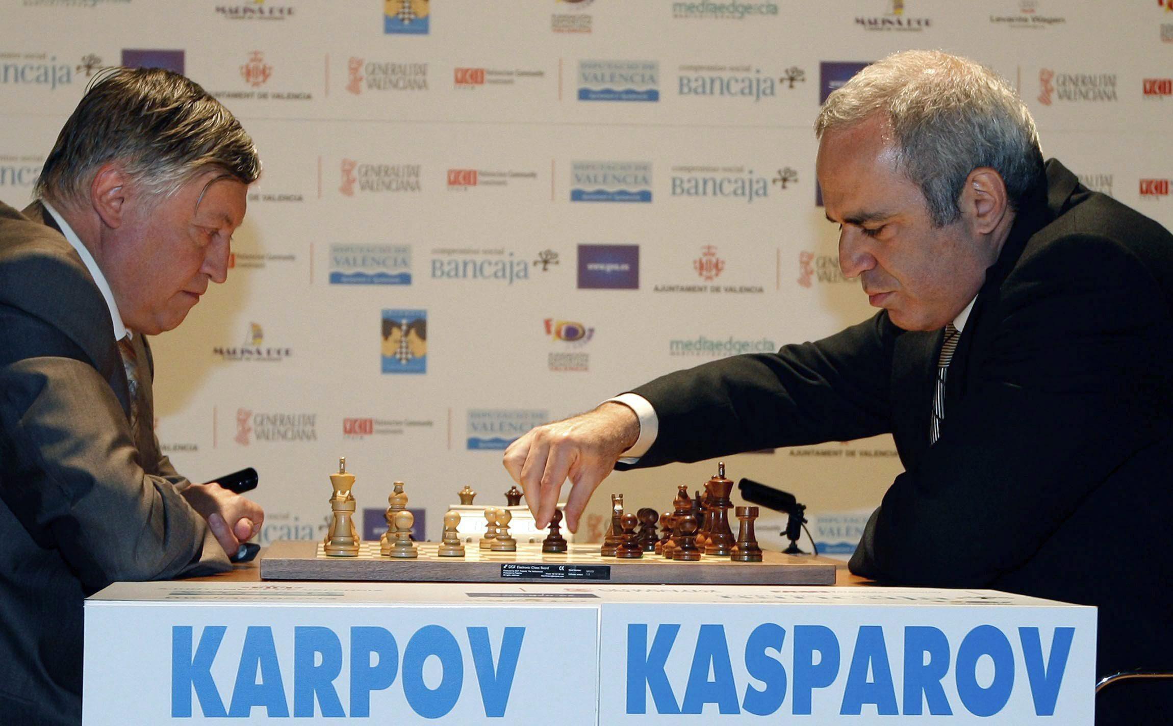 Popular 1 Enero 2015  Kasparov