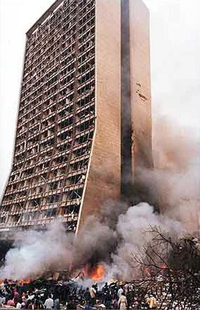 disaster caused by terrorism While social sciences study the causes  then it is facing a true moral disaster and may properly consider terrorism as a method of struggle against such a fate.