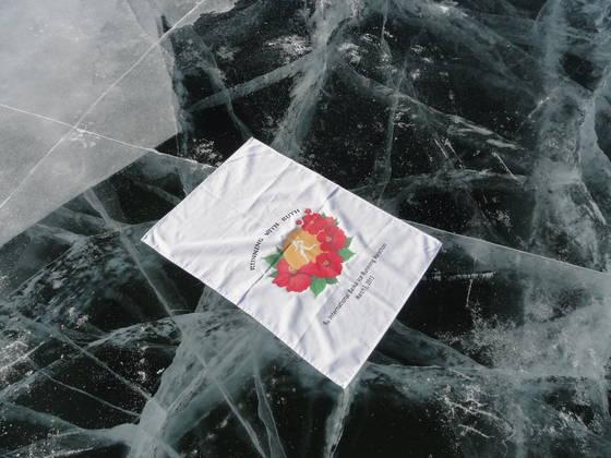 Bajkalski maraton: Bel sneg, siv led in zvezda po imenu Sonce