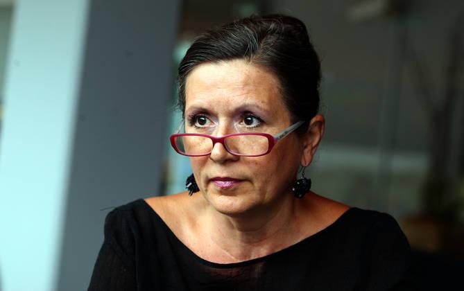 Vesna Vuk Godina: Tridesetletnice. Tragična slika.