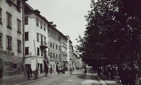 Nekoč v Ljubljani: Veliki ljubljanski potres leta 1895