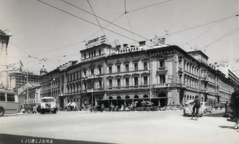 Nekoč v Ljubljani: Petdeset let Hotela Lev