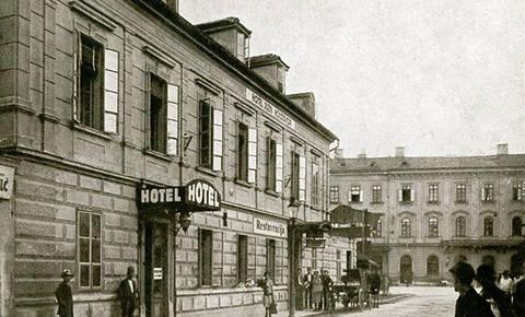 Nekoč v Ljubljani: Hotel Metropol