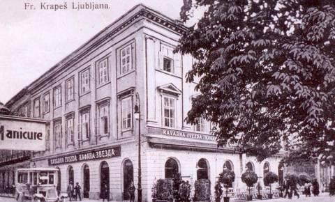 Nekoč v Ljubljani: Kazina