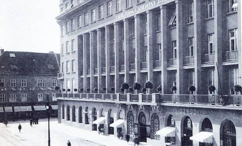 Nekoč v Ljubljani: Ljubljanska kreditna banka