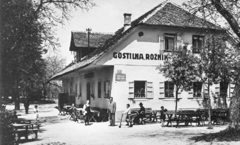 Nekoč v Ljubljani: Stare gostilne