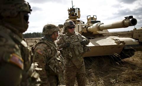 Trump bo vojski na leto namenil dodatnih 54 milijard dolarjev