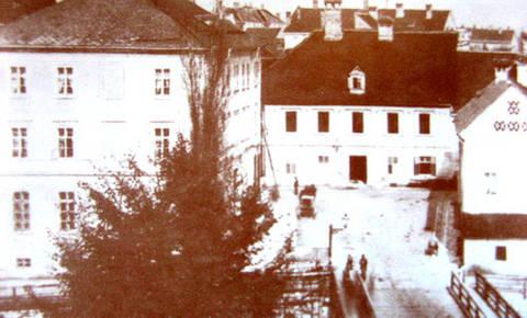 Nekoč v Ljubljani: Zmajski most