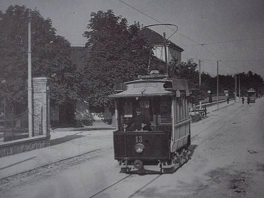 Nekoč v Ljubljani: Ljubljanski tramvaj