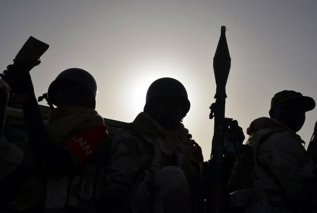 Vojske Nigerije, Čada in Kameruna so v skupni operaciji znova zavzele večji del ozemlja, ki ga je zasedel Boko Haram. (Foto - ISSOUF SANOGO, AFP Photo)
