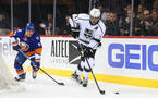 Med elito NHL septembra tudi Kopitar