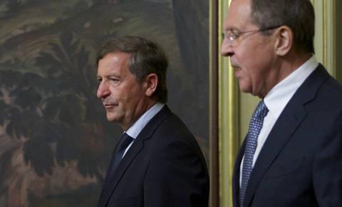 Ruski zunanji minister danes na obisku v Sloveniji