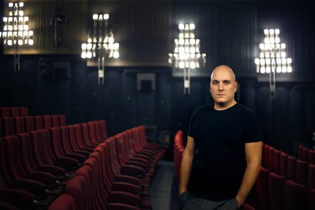 Nagrajenec Prešernovega sklada: Boštjan Gombač