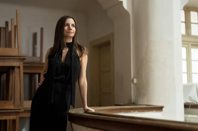 Nagrada Prešernovega sklada: Skladateljica Nina Šenk