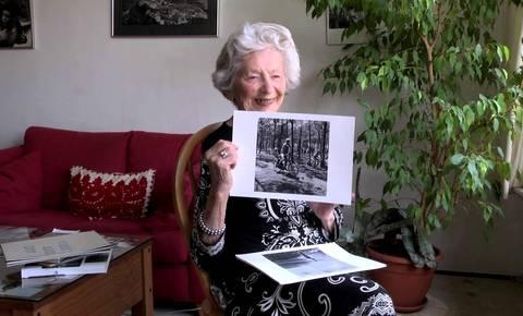 V starosti 103 let umrla Ata Kandó, velika dama fotografije