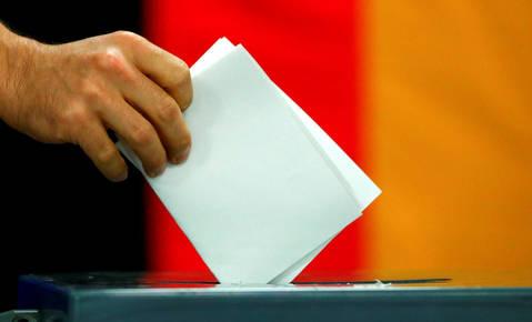 Nemška volišča odprla svoja vrata