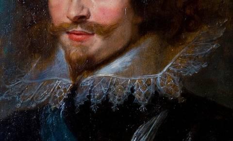 Na Škotskem odkrili 400 let staro Rubensovo mojstrovino