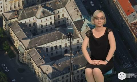 Kandidatka se predstavi: Suzana Lara Krause