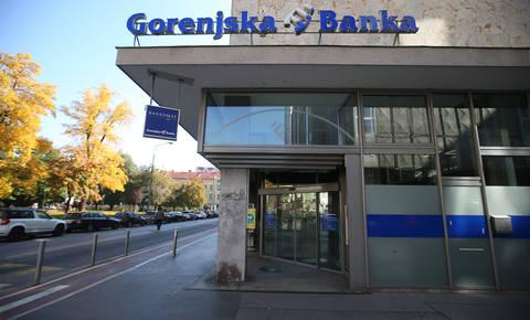 Nad Kostićevo prevlado s prevzemom delnic Gorenjske banke