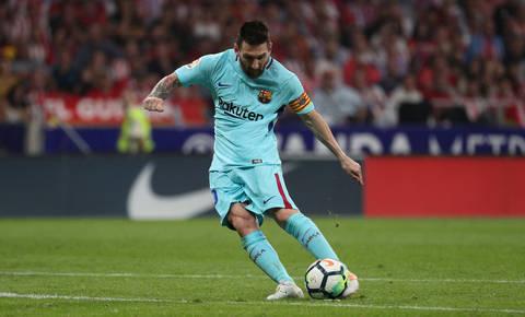 Messi se je izenačil z Ronaldom