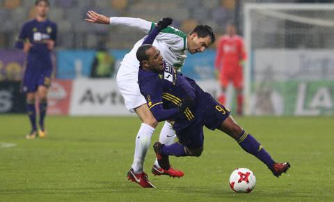 Olimpija in Maribor v derbijih v tej sezoni polovično uspešna (VIDEO)