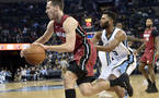 NBA: Dragić junak zmage v Memphisu (VIDEO)