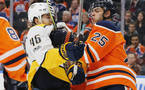NHL: Edmonton streljal, Nashville zadeval (VIDEO)