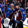NHL: Varlamov zbral 44 obramb in zaklenil mrežo (VIDEO)