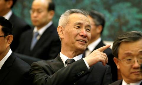 Kitajska krepi centralno banko in izbira njenega novega šefa