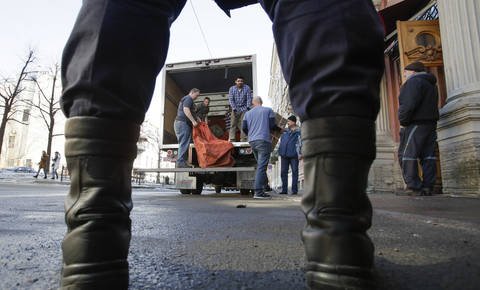 Rusija s povračilnim ukrepom: Izgnati namerava 50 diplomatov