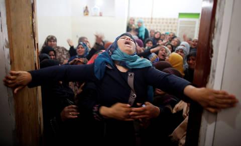 Palestinske oblasti razglasile dan žalovanja