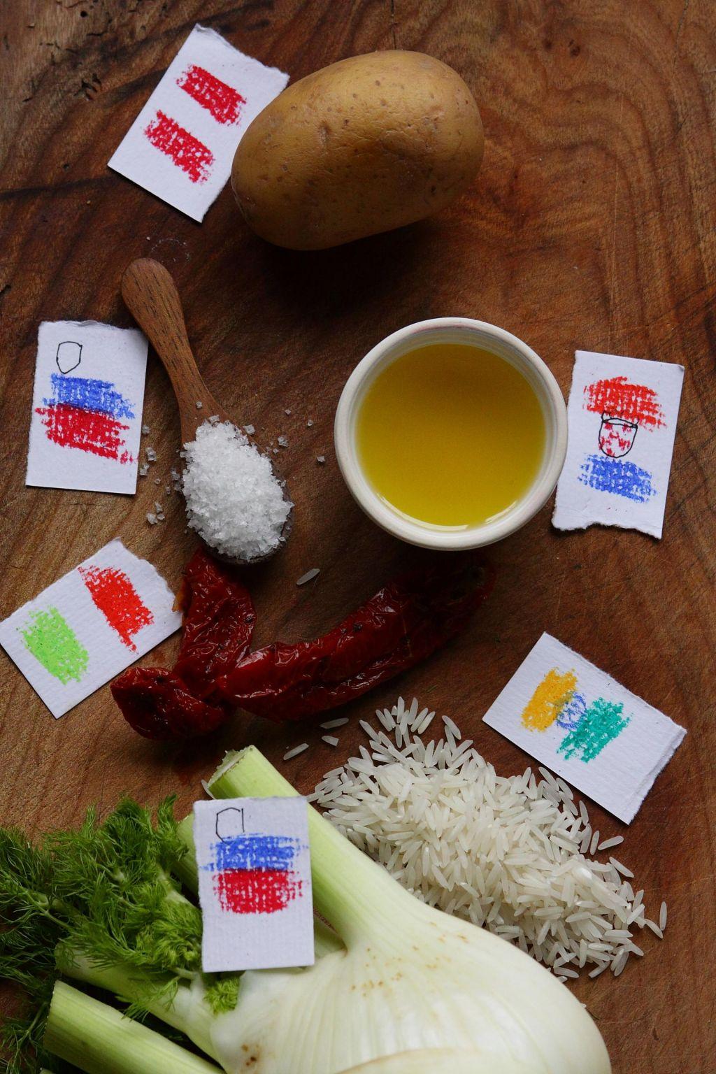 Poletov recept: Globalno lokalna rižota