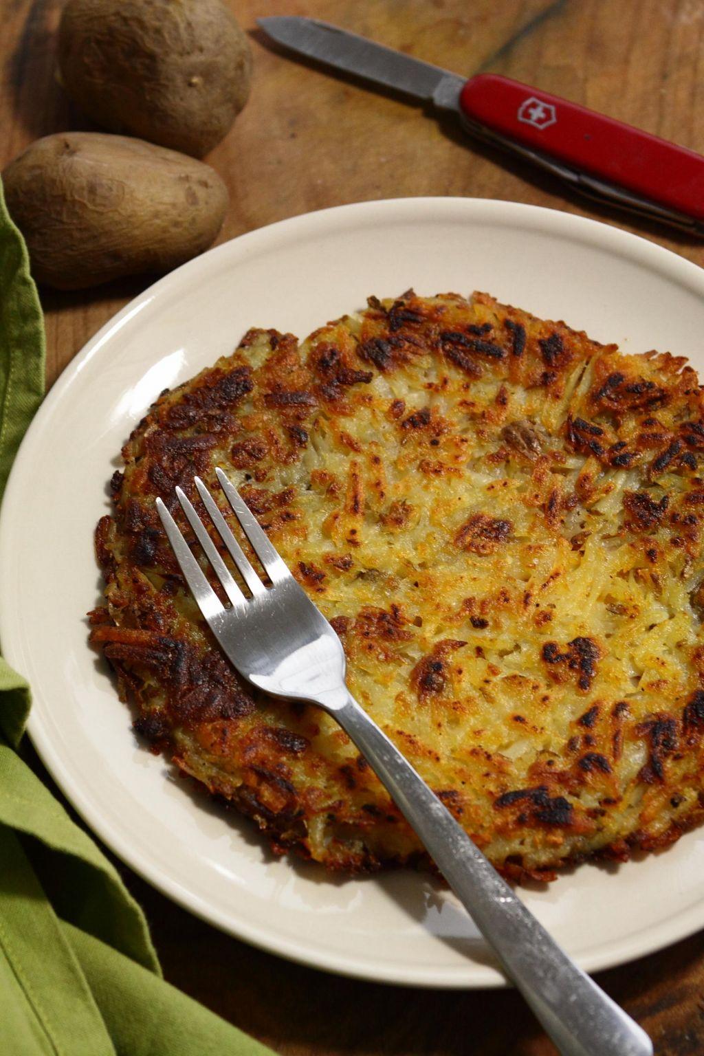 Poletov recept: Krompirjevi polpetki ali rosti