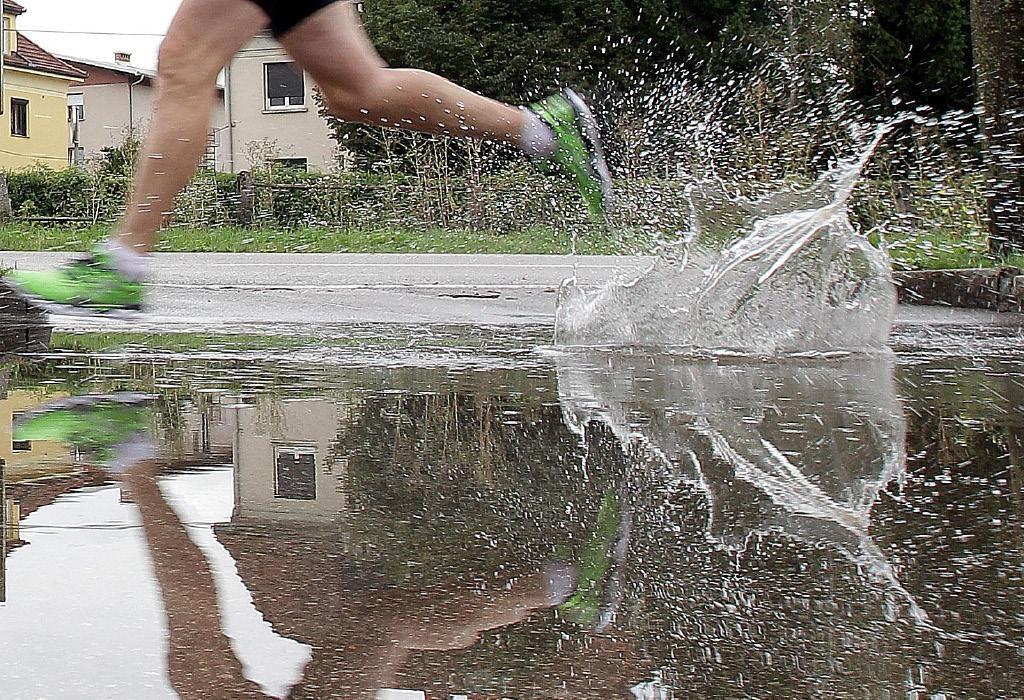 FOTO:Veliki test tekaških copat, 1.del
