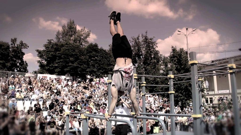 Ulično vadbeno svetovno prvenstvo (VIDEO)