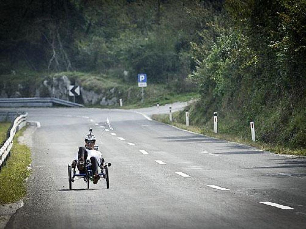 S triciklom od Hodoša do Pirana (VIDEO)