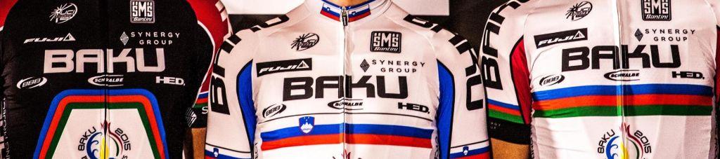 Slovenija je nov dom za azerbajdžanske kolesarje