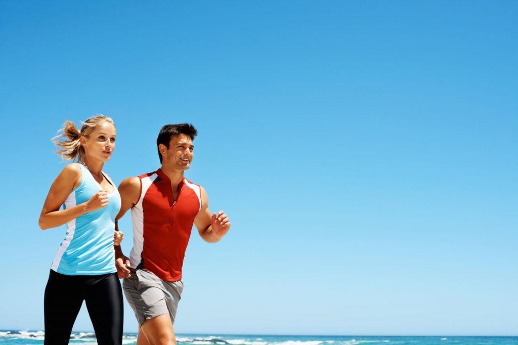 FOTO:Tekaški program za 10 in 21 kilometrov - 2. teden