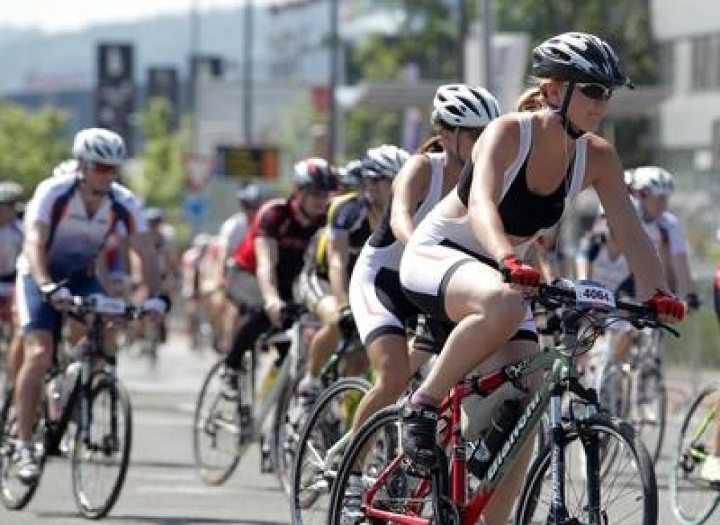 Maraton Franja BTC City: naša vzdržljivostna dirka (2)