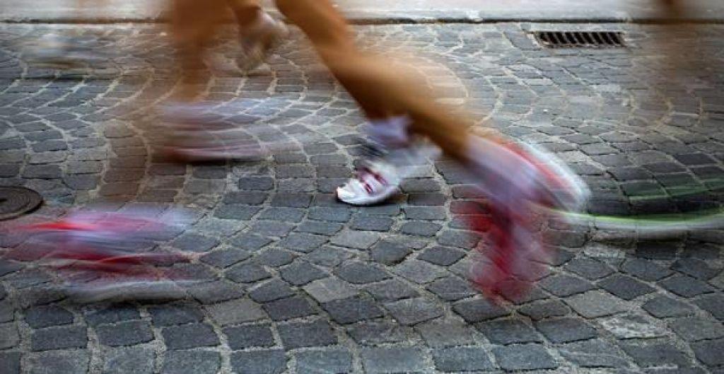 Tekaški program za 10 in 21 kilometrov - 6. teden