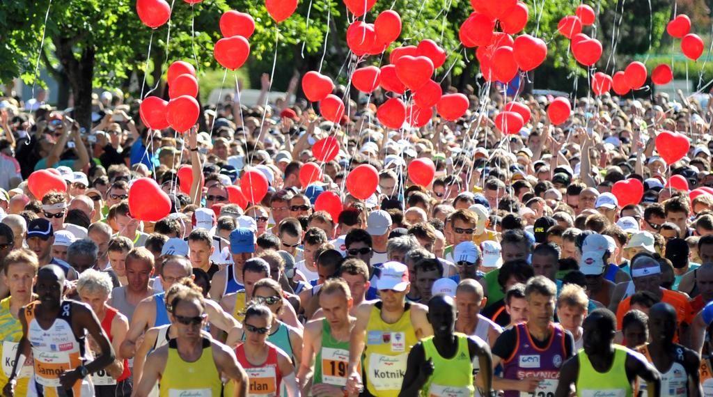Ste pripravljeni na 35. jubilejni Maraton treh src?