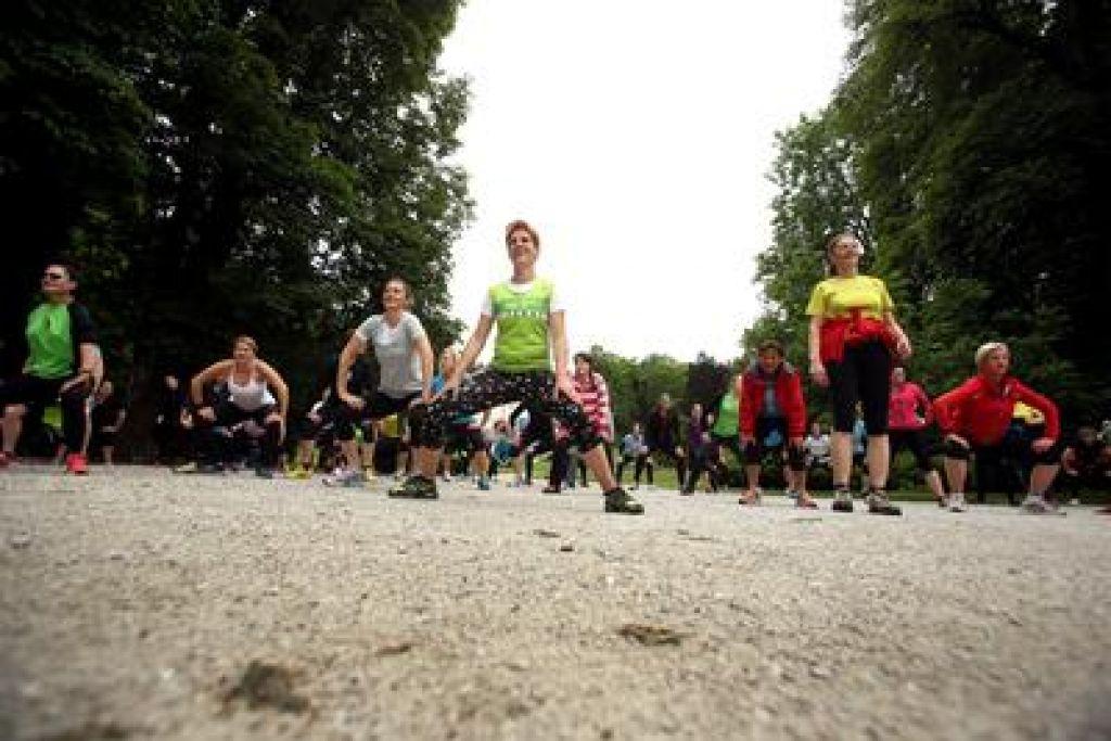 Tekaški program za 10 in 21 kilometrov - 8., zadnji teden