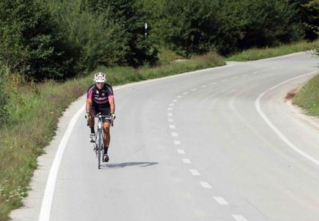 FOTO:Test koles: Moje kolo, moje sanje. In ne nujno v oblakih (2)