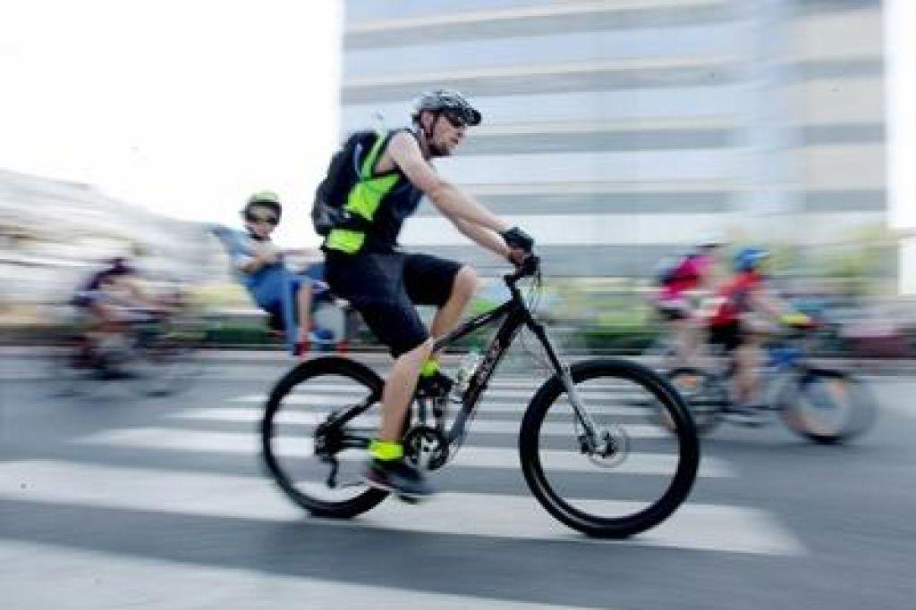 FOTO:Test koles: Moje kolo, moje sanje. In ne nujno v oblakih (3)