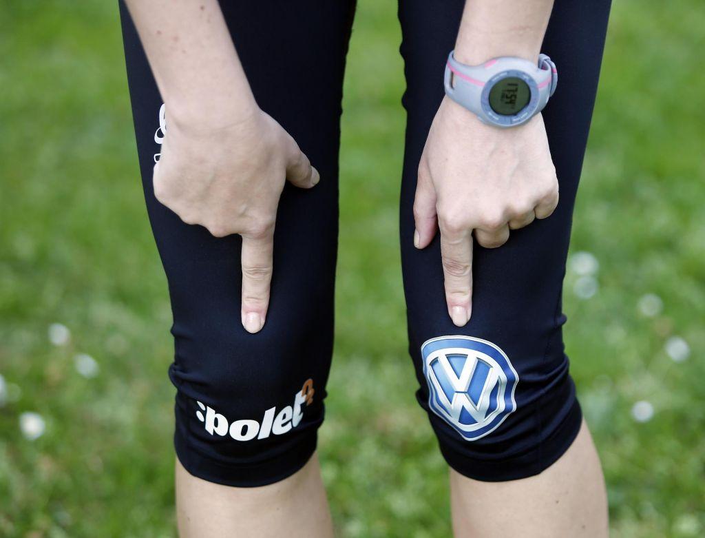 Terensko testiranje tekaške ekipe Volkswagen Polet O2