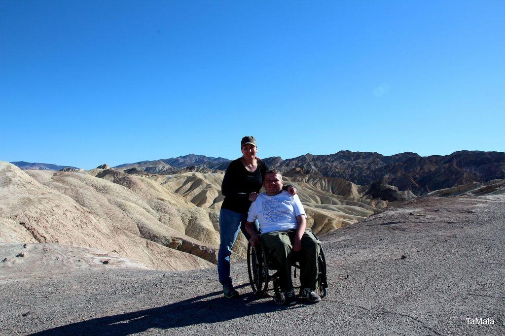 V invalidskem vozičku na Kilimandžaro!
