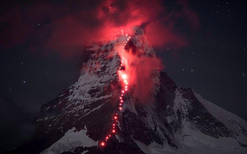 Minilo je 150 let od prvega vzpona na Matterhorn