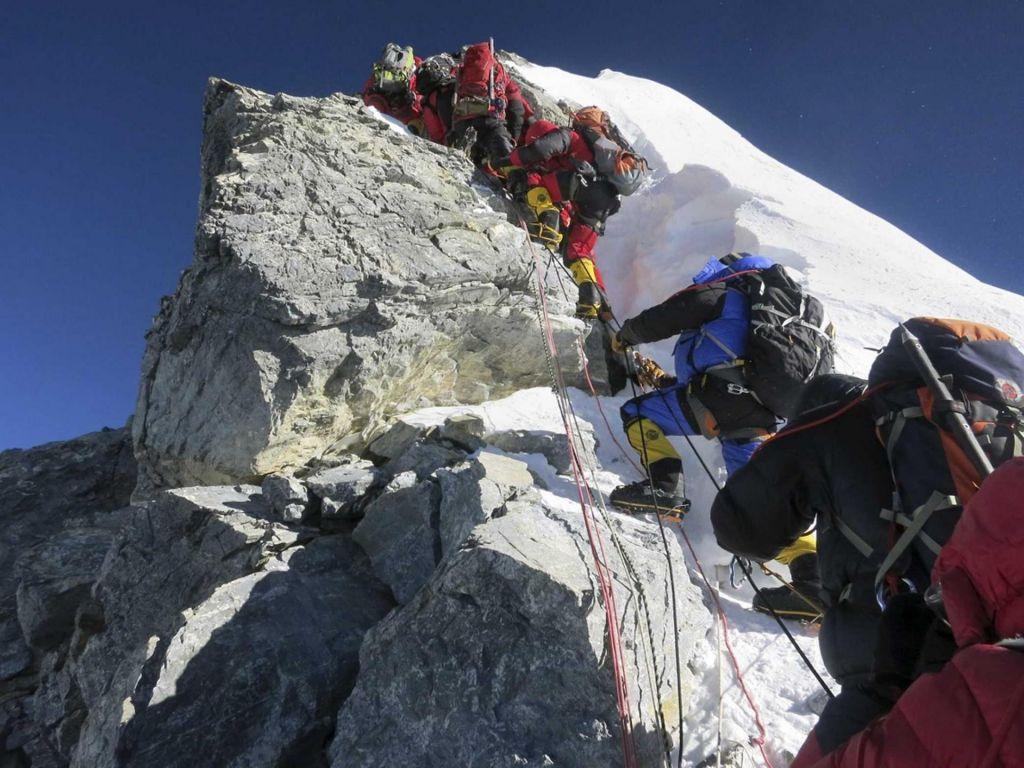 Mount Everest zopet odprt