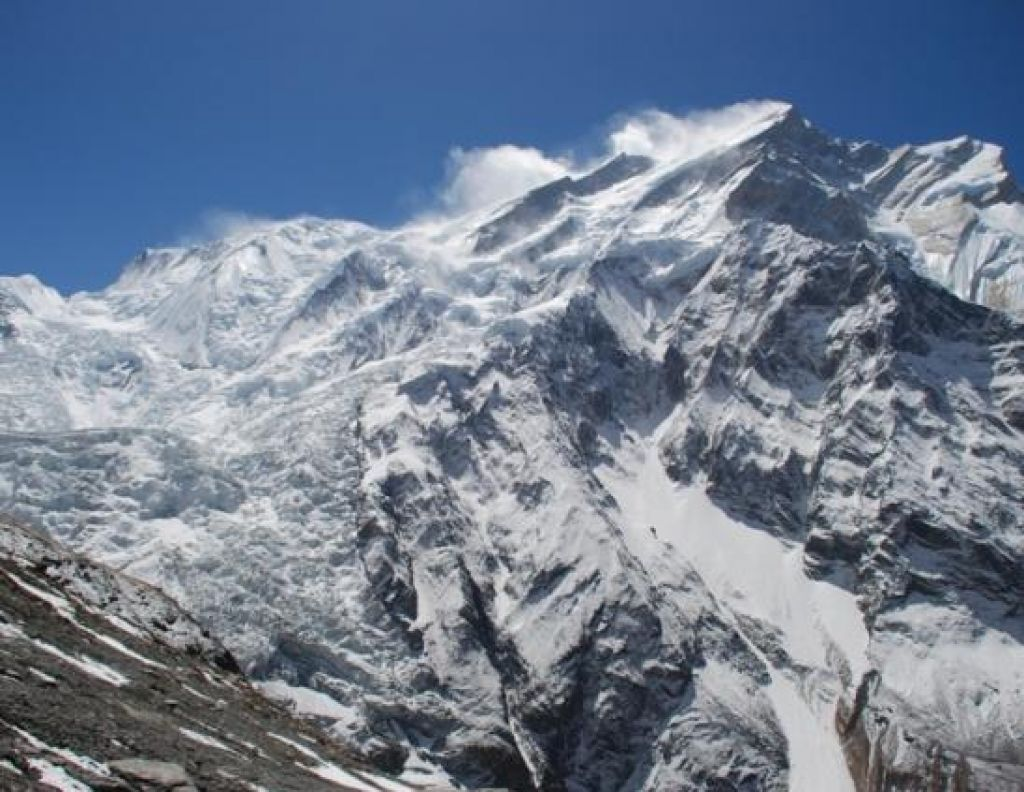 Le za prave avanturiste - z gorskimi kolesi na Anapurno