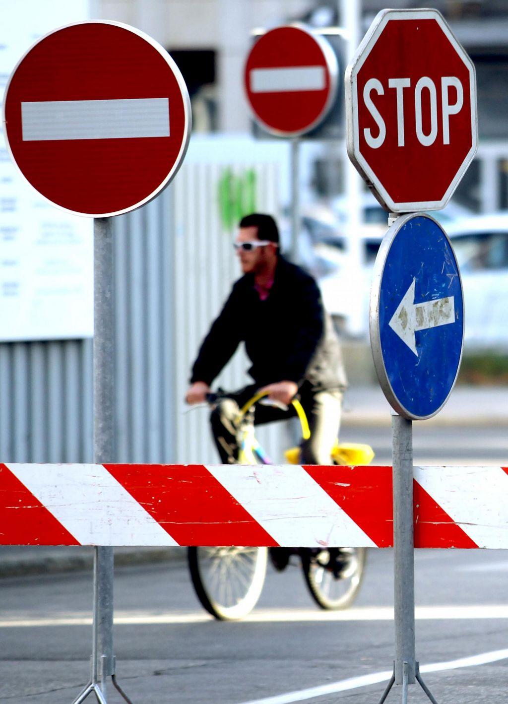 Dunaj za vzpodbujanje kolesarjenja, kaj pa Ljubljana?